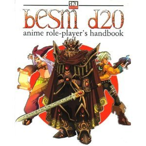Big Eyes Small Mouth D20 System Role-Playing Game (1894525728) by MacKinnon, Mark C.