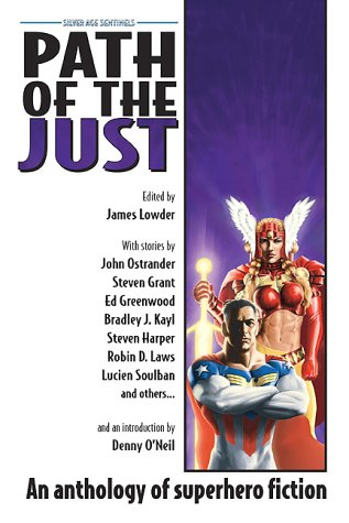 9781894525824: Path of the Just (Silver Age Sentinels)