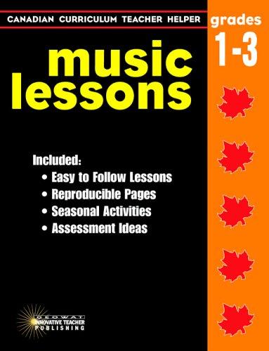 MUSIC LESSONS GR. 1-3: GEORGOPOULOS DEMETRA/WATSON RENEE