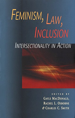 9781894549455: Feminism, Law, Inclusion: Intersectionality in Action (Women's Issues Publishing Program)