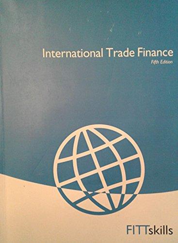 9781894566070: FITT Skills International Trade Finance (FITT Skills International Trade Finance)