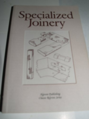 Joinery and Carpentry: Corkhill, Thomas; Duckworth, S.G.