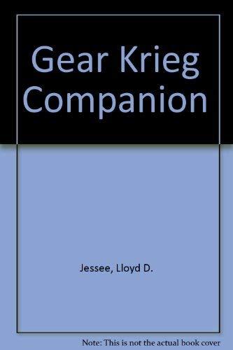 Wargaming Companion (Gear Krieg, DP9-503): David Graham, Lloyd D. Jessee, Robert Beck