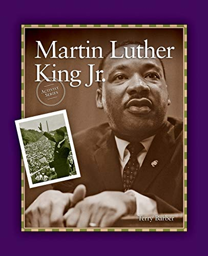 9781894593472: Martin Luther King (Activist Series)