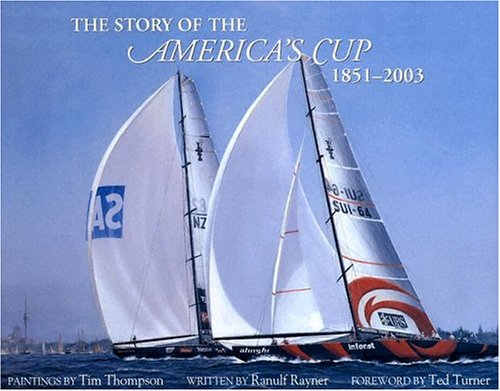 9781894622417: The Story of America's Cup, 1851-2003