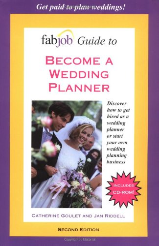 9781894638371: FabJob Guide to Become a Wedding Planner