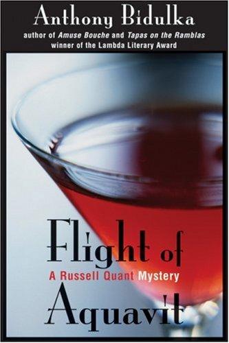 9781894663755: Flight of Aquavit (Russell Quant)