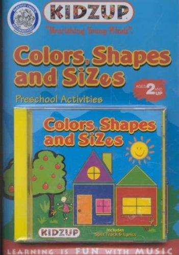 Colors, Shapes & Sizes: Activity Book Set: Penton Overseas, Inc.