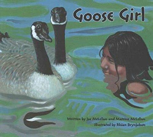 Goose Girl: Joe McLellan, Matrine McLellan, Joseph McLellan