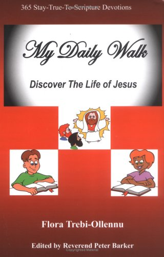 9781894718042: My Daily Walk: Discover The Life of Jesus