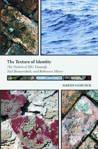 9781894770415: The Texture of Identity: The Fiction of Mg Vassanji, Neil Bissoondath and Rohinton Mistry