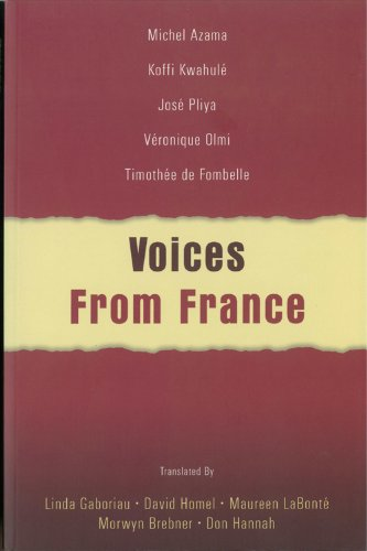 Voices from France: Azama, Michel;Gaboriau, Linda