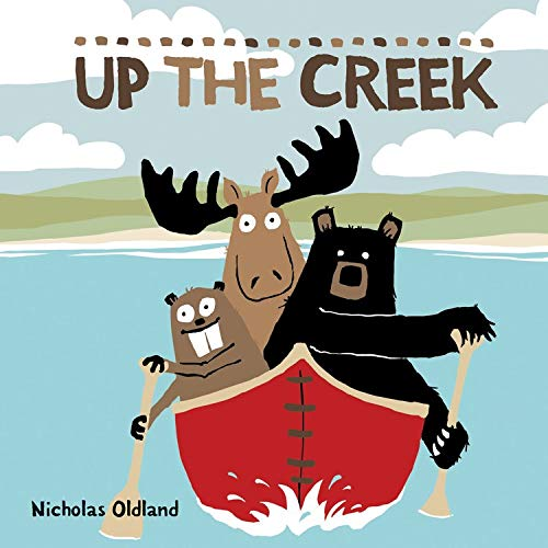 9781894786324: Up the Creek (Life in the Wild)
