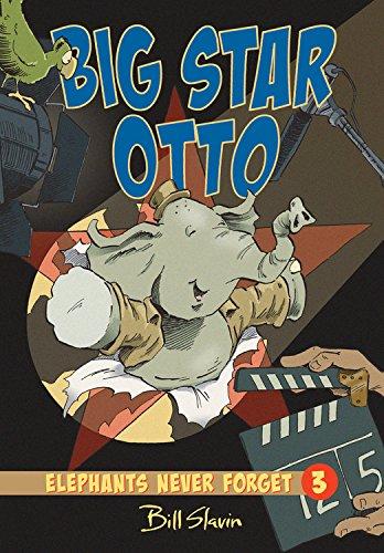 9781894786966: Big Star Otto (Elephants Never Forget)