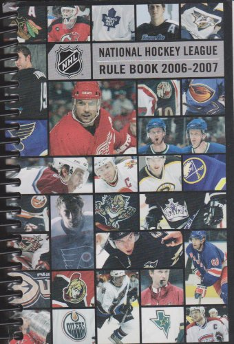 Official Guide & Record Book 2007: The National Hockey