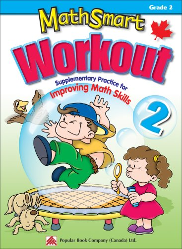 9781894810203: MATHSMART WORKOUT GR. 2