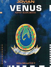 Planet Sourcebook - Venus (Jovian Chronicles)