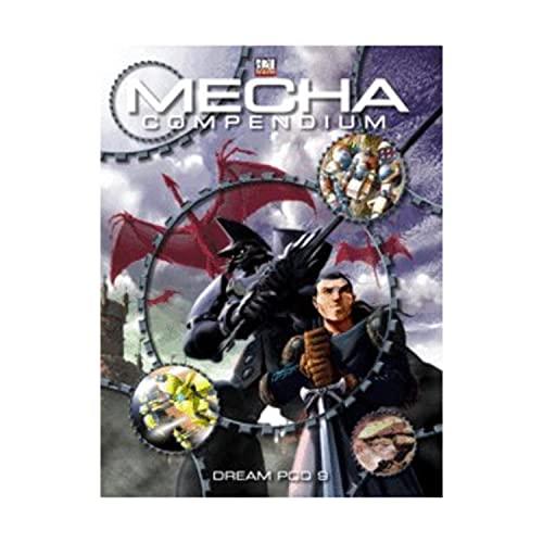 9781894814805: D20 Mecha Compendium