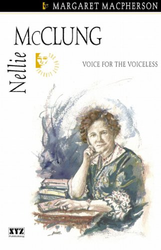 9781894852043: Nellie McClung (Quest Biography)