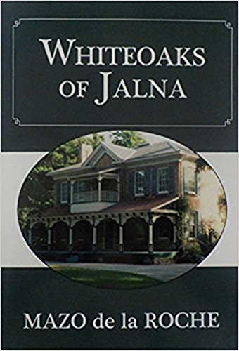 9781894852241: Whiteoaks of Jalna