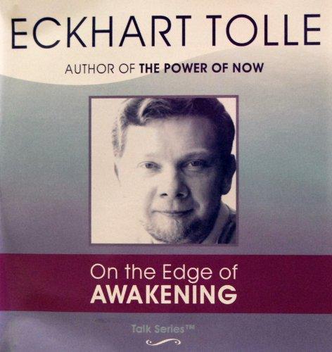 On the Edge of Awakening (2 Disc - Talk Series): Eckhart Tolle