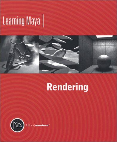 9781894893060: Learning Maya | Rendering