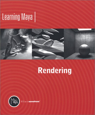 Learning Maya | Rendering: Alias|Wavefront