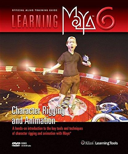 9781894893671: Learning Maya 6 | Character Rigging