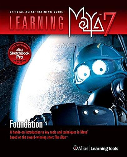 9781894893749: Learning Maya 7: Foundation