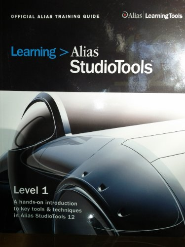 Learning > Alias Studiotools Level 1: A: n/a