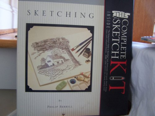 The Complete Sketch Kit (The Flying Artist: Philip Berrill