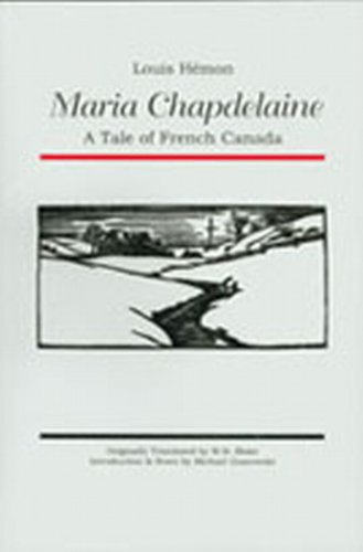 9781894908030: Maria Chapdelaine: A Tale of French Canada (Voyageur Classics)