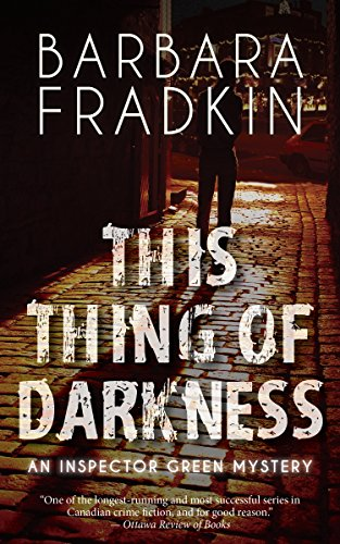 This Thing of Darkness: An Inspector Green: Fradkin, Barbara