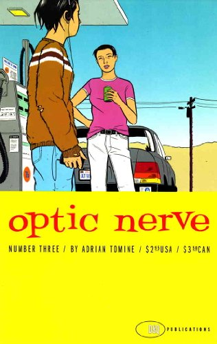 9781894937337: Optic Nerve # 3