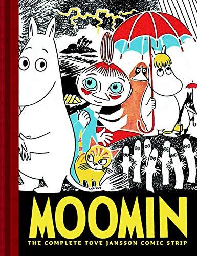 9781894937801: Moomin: The Complete Tove Jansson Comic Strip.