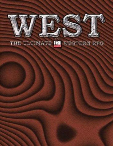 9781894938426: Link: West: The Ultimate D20 System Western RPG