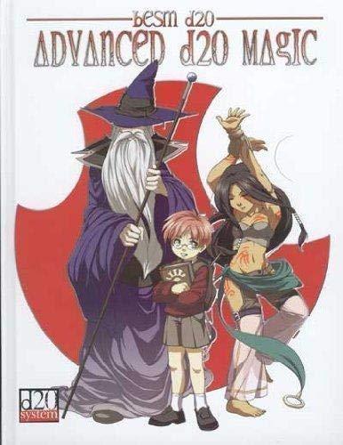 Advanced d20 Magic (Big Eyes, Small Mouth: David Lyons, Michelle