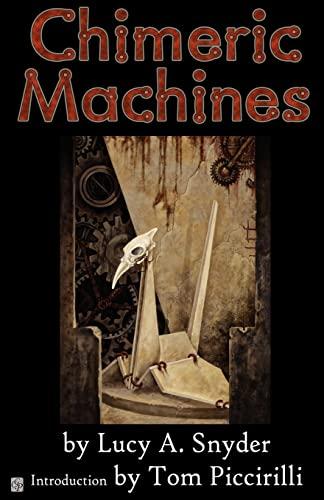 9781894953559: Chimeric Machines