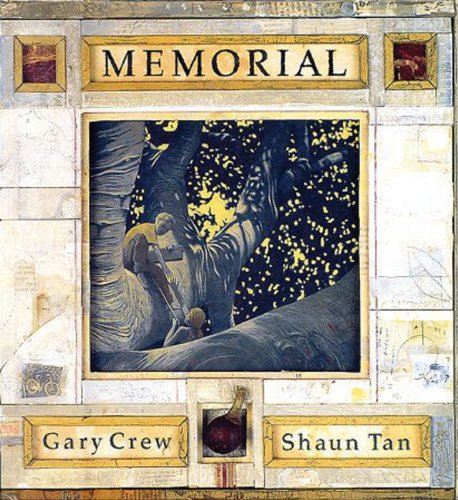Memorial - Frist Edition: Crew, Gary Shaun Tan (SIGNED)