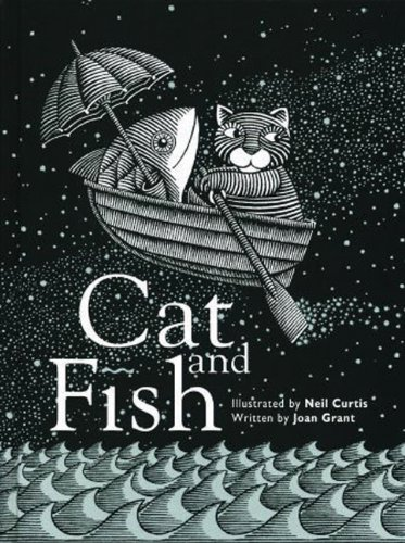 Cat and Fish: Joan Grant; Illustrator-Neil