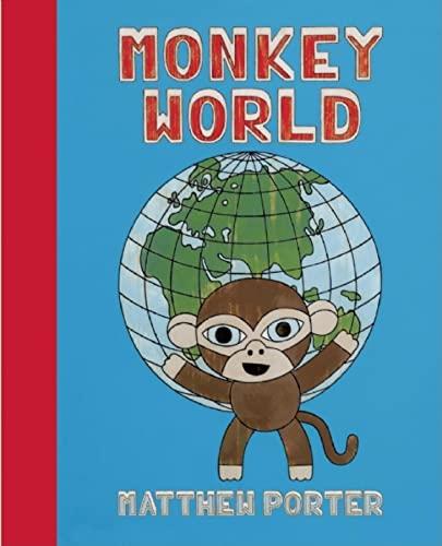 Monkey World: An A-Z of Occupations: Matthew Porter