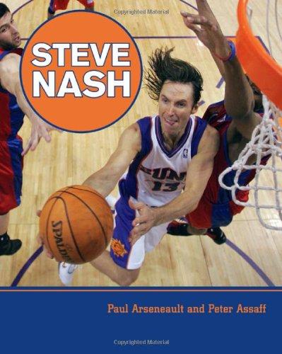 9781894974257: Steve Nash