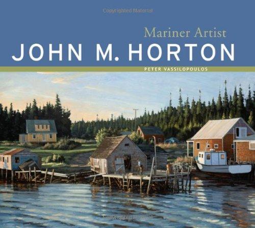 9781894974349: John Horton: The Mariner Artist
