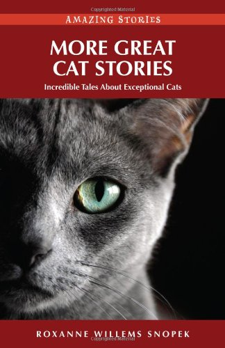 9781894974554: More Great Cat Stories: Incredible Tales About Exceptional Cats (Amazing Stories)
