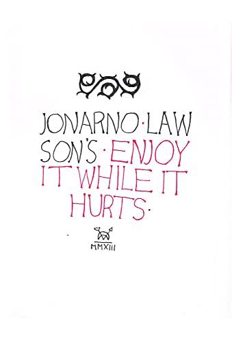 Enjoy It While It Hurts: JonArno Lawson