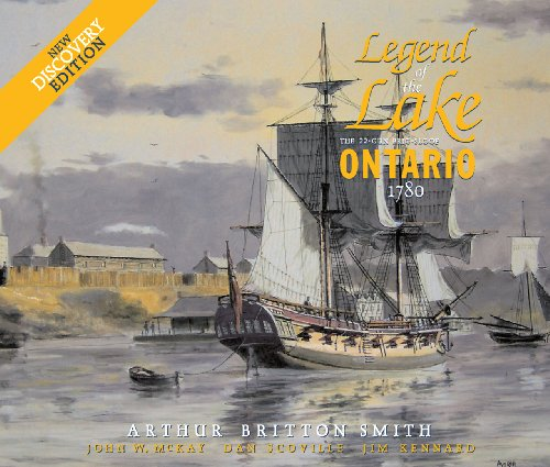 9781894997171: LEGEND OF THE LAKE, NEW DISCOVERY EDITIO (Quarry Heritage Books)
