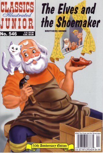 9781894998017: The Elves and the Shoemaker