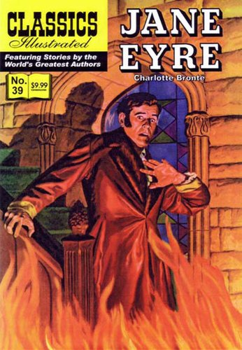 9781894998338: Jane Eyre, Classics Illustrated