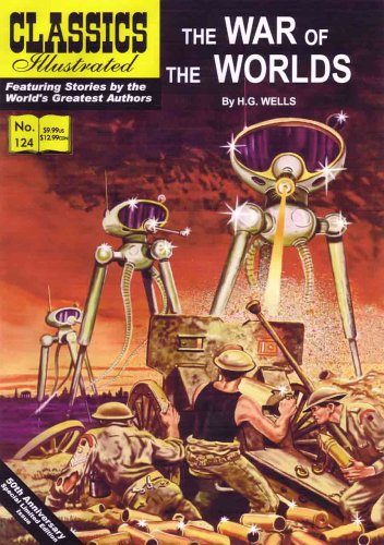 9781894998802: The War of the Worlds, Classics Illustrated 50th Anniversary HC