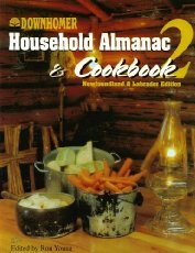 Downhomer Household Almanac & Cookbook 2: Newfoundland & Labrador Edition: Ron Young [...
